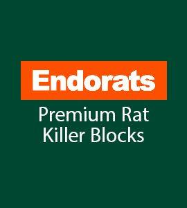 Endorats Premium Rat Killer Blocks