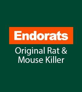 Endorats Original Rat & Mouse Killer