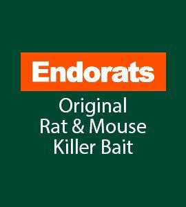 Endorats Original Rat & Mouse Killer Bait