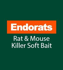 Endorats Rat & Mouse Killer Soft Bait